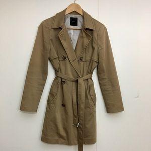 Jack & Jill trench coat jacket